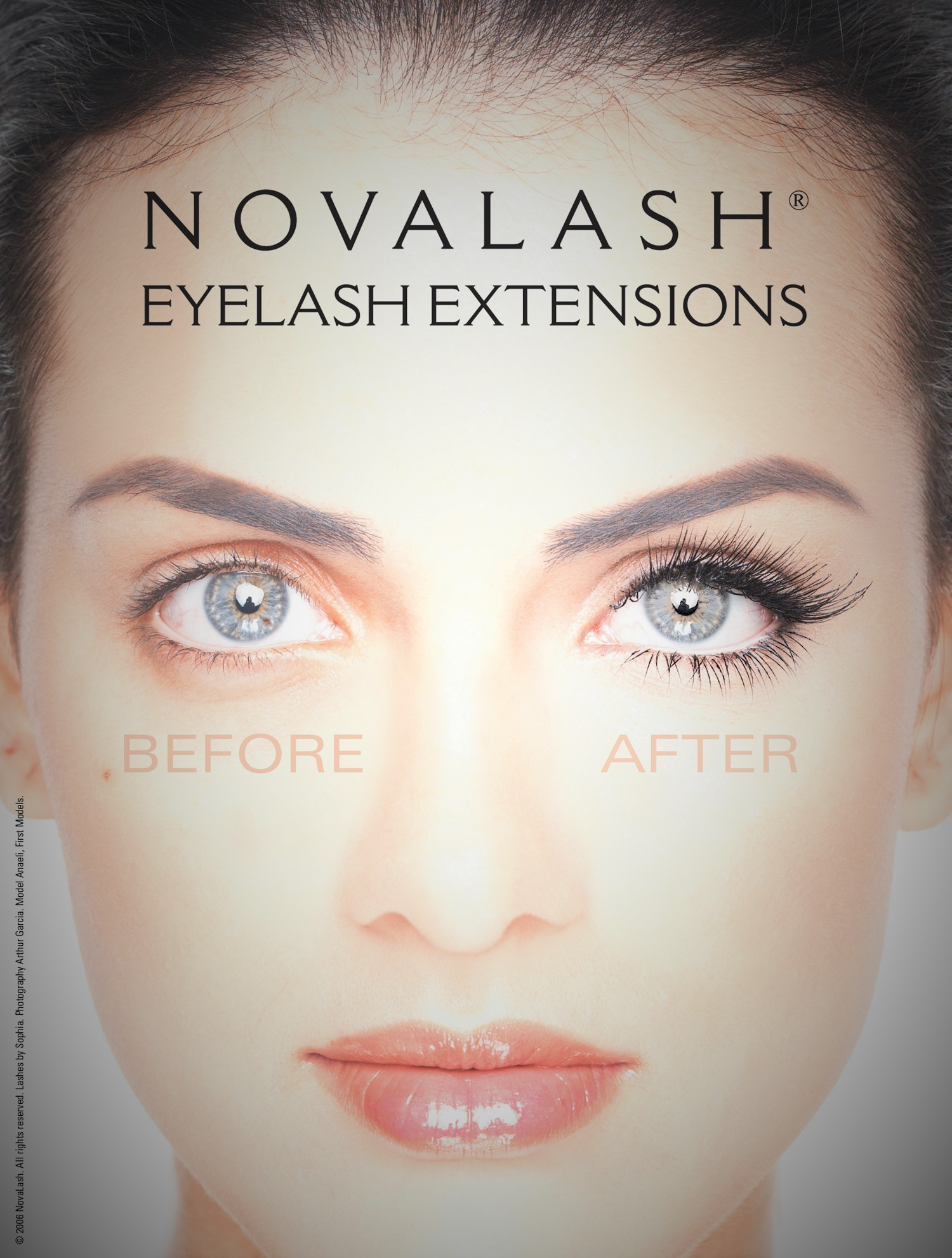 La Bella Lash Lashes Permanent Makeup Skin