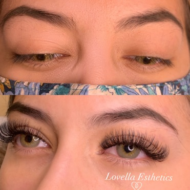 Hybrid Eyelash Set